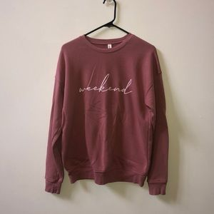 Cozy Weekend Sweatshirt